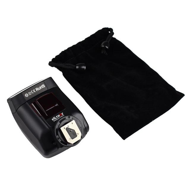 Universal On-camera Mini Flash Speedlite Viltrox JY-610 II JY610II Flashlight For Nikon D3300 D5300 D7100 for Canon 5D Mark DSLR