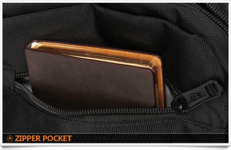 9-1 ZIPPER POCKET