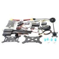 Контроллер полета Pixhawk PX4 PIX 2.4.8 500 МВт игровые джойстики с телеметрии + M8N gps + мини OSD + PM + защитный выключатель + зуммер + мг + I2C для дрона с диста