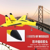 RC fighter Super cool SU 35 Fixed Wing RC glider FX 820 2.4g EPP Remote Control Aircraft Model RC Plane