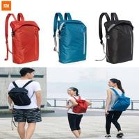 Xiaomi 90 حقائب الموضة متعدد الوظائف 20l نايلون قماش رجل امرأة حقيبة كاميرا مصغرة الرياضة الترفيه حقيبة الظهر السفر