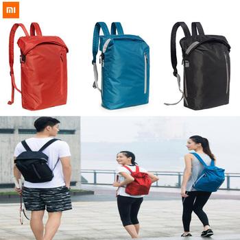Xiaomi 90 Backpacks Fashion Multifunctional 20L Nylon Fabric Man Woman Backpack Travelling Bag Mini Sport Leisure camera Bag Video Games Bags