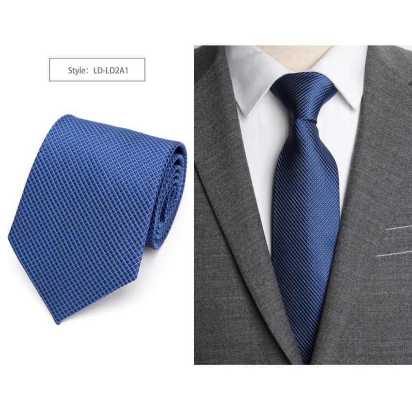 Мужские галстуки 8 см Модный Полосатый галстук мужской s деловой классический формальный свадебный галстук-бабочка рубашка платье аксессуары Corbatas Para Hombre