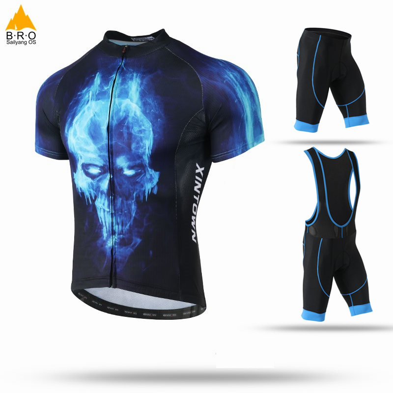 2018 Cycling Set Cycling Jersey Summer Team Short Sleeves Bike Clothing Ropa Ciclismo Cycling Clothing Sports Suit