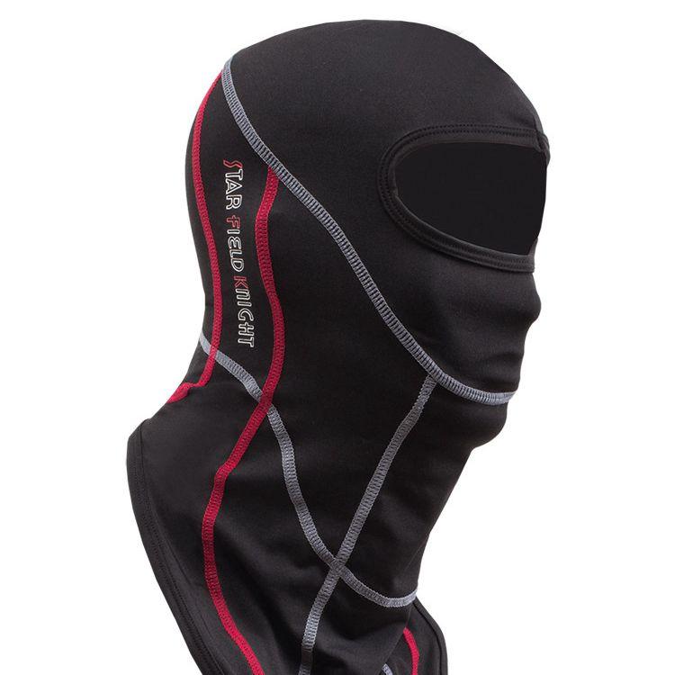 New Four Seasons Breathable Sweat Сыртқы қорғауы Full Face Mask Мотоцикл Велосипед Шарф Пайдалану Дельмен Тегін жүк тасымалдау