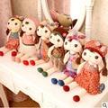 Alta qualidade 40 cm adorável stuffed plush toy boneca de pano metoo coelho doll angela brinquedo do bebê bonecas reborn bebês aniversário presente