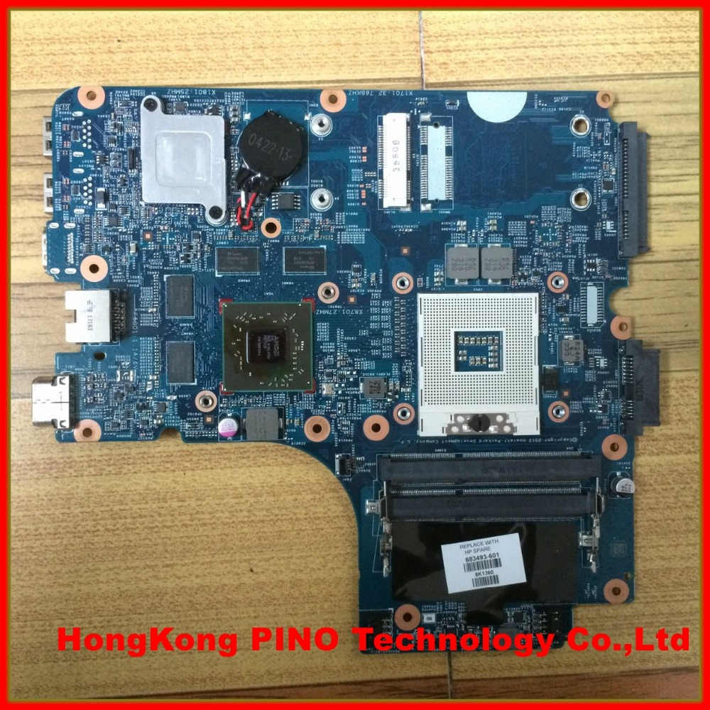 For HP ProBook 683494-001 4441S 4540S 4740S  Intel motherboard 100/% tested OK