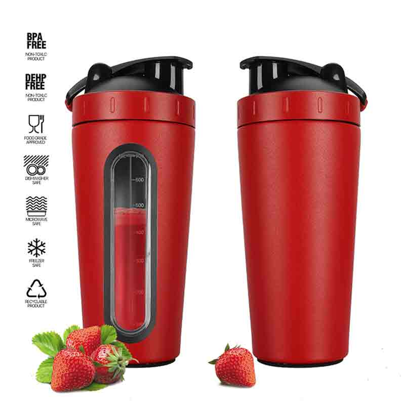 Protein Shaker Dw Sports: 700ML Protein Shaker Bottle Sports Water Bottle Mixing