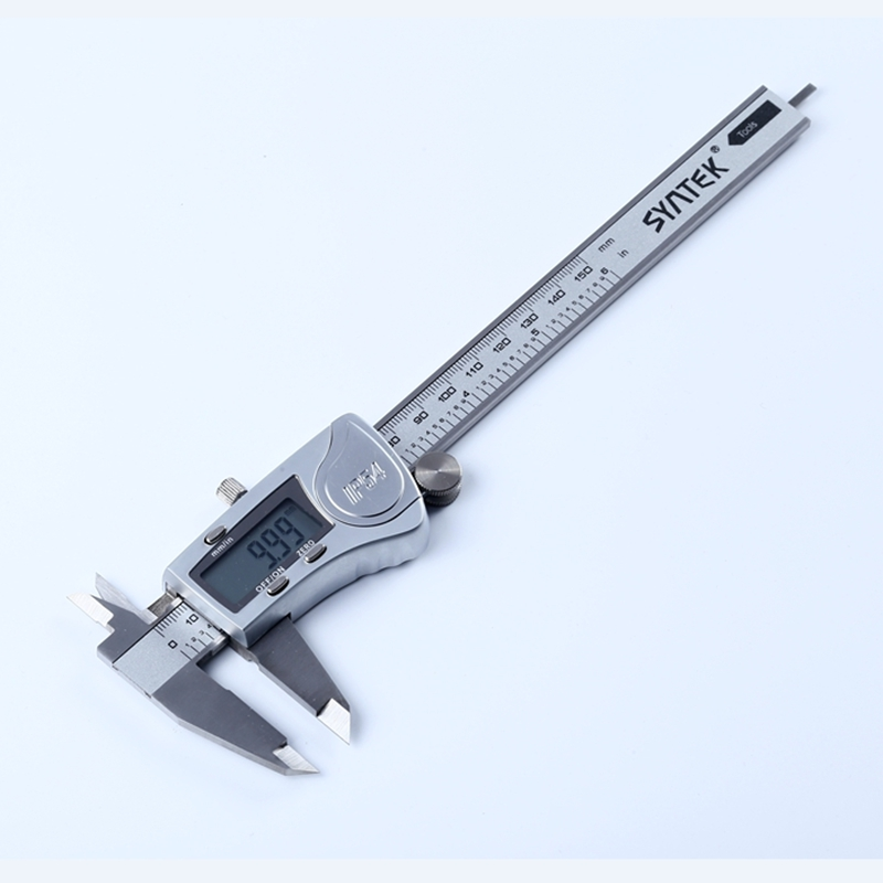 150MM Stainless Steel Electronic Digital Vernier Calipers 6 IP54 Waterproof Industrial Caliper Measuring Ruler 0.01mm With Box 150mm 6inch electronic vernier caliper ip54 waterproof stainless steel digital caliper resolution 0 01mm measuring tool with box