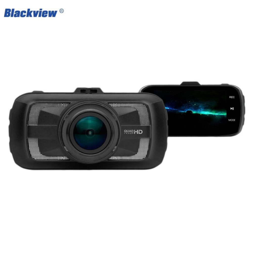 BLACKVIEW DAB205 3.0 Inch Display 1440P HD Car DVR Camera Recorder G-Sensor Motion Detection Dash Cam Recorder Free Shipping
