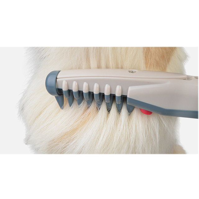 Electrical Pet Dog Cat Hair Remover Comb Grooming Tools Portable Dogs Hair Tangle Brush Trimmer Beauty Supplies