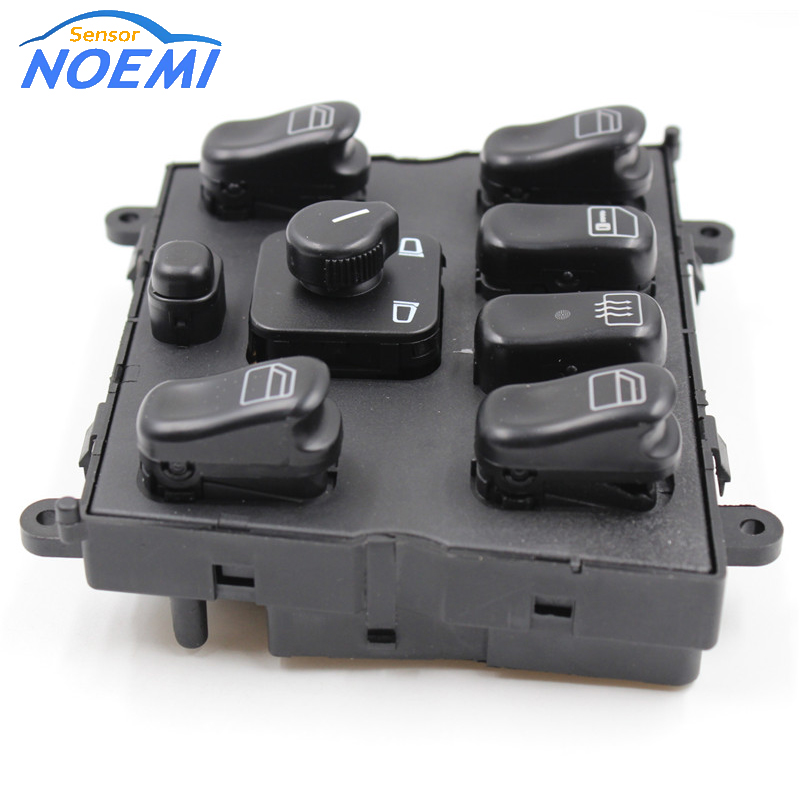 Free Shipping and Fast Delivery New Power Window Switch For Mercedes Benz W163 ML320 ML430 ML500