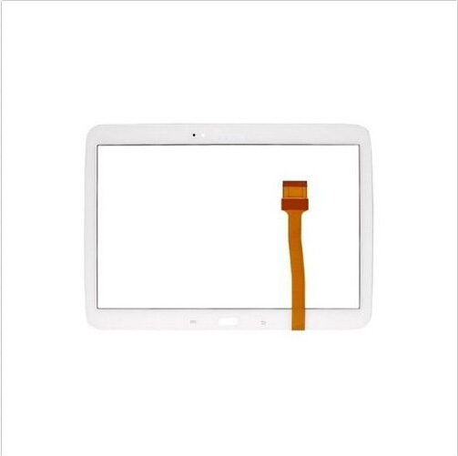 """10.1 """"Pulgadas Blanco OEM de La Pantalla Táctil Compatible con Tab P5200 P5210 3 de Reemplazo de Vidrio Frontal"""