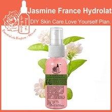 50ml Jasmine Hydrosol Moisturizing Whitening Hydrating Shrink Pores Anti Wrinkle Acne Scar Remover skin care Hydrolat