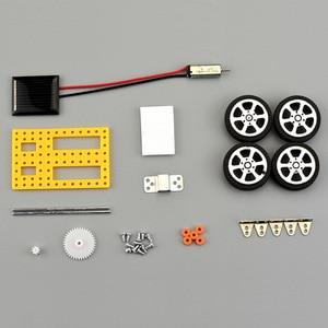 Mini Powered Toy Solar Toys Fo