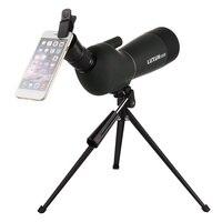 Novo Mini Preto Altas Vezes 8X25 HD All-óptico Telescopio Telescópio Filme Verde Binóculos À Prova D' Água para a Caça