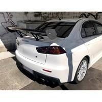 Universal Car Styling Carbon Fiber Rear Trunk Spoiler GT Wing for Mitsubishi Lancer universal Sedan Spoiler