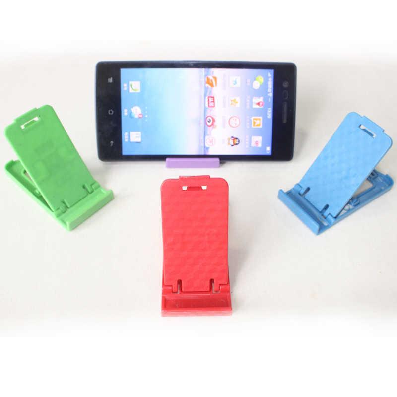 Универсальный настольный держатель для телефона складной для мобильных телефонов подставка для IPhone XR XS X Xiaomi Mi 9 samsung S10 huawei P30 настольное крепление