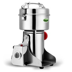 Grinder 800 Grams of Chinese Medicine Crusher Household Small Powder Machine Ultrafine Grinding Machine Grain Mill