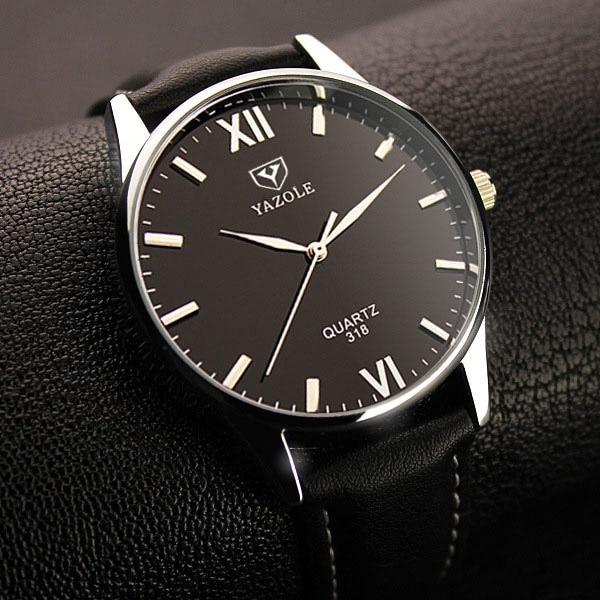 YAZOLE Wrist Watch Men 2018 Top Brand Luxury Famous Wristwatch Male Clock Quartz Watch Hodinky Quartz-watch Relogio Masculino