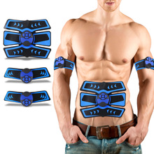 Abdominal Muscle Trainer Rechargeable Fitness Toner Belly Leg Arm Muscle Toning Abdominal Fitness Training Gear Workout цена в Москве и Питере