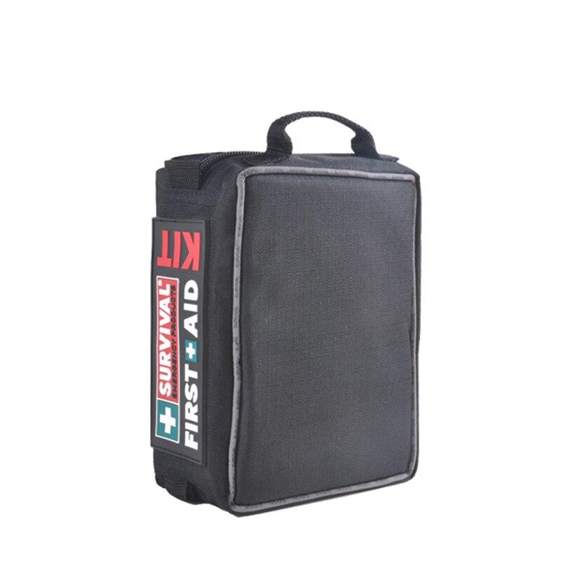 Haute qualité moyen vide ménage multi-couche trousse de premiers soins en plein air sac de voiture sac de premiers soins survie Medine voyage sac de sauvetage - 4