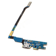 USB charger charging port dock connector Flex cable for Samsung GALAXY S4 I9505 I9500 with Mic microphone