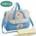 Insular Mummy Baby Bag Multifunctional Baby Diaper Changing Shoulder Bag Maternity Handbag for Mom