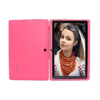 Tablet 7 Inch Tablet Allwinner A33 Tablet Pc Quad Core Q88 Android 4 4 512MB 4GB