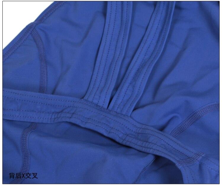 uv de Proteção Pedaço Swimwear Animados Impressão Compridas