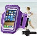 "Brazalete deportivo gimnasio correr cubierta case para nokia lumia 550 630 4.7 ""smartphone impermeable corbata brazo bolso del teléfono para iphone 5s 6 s"