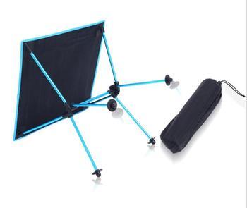 Outdoor Ultralight Lega Di Alluminio Tavolo Pieghevole Per Il Giardino Casuale Di Campeggio Di Picnic Di Pesca A013