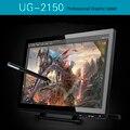 """Ugee UG-2150 графический рисунок планшет 1920 x 1080 HD дисплей 21.5 """" IPS монитор + протектор экрана для Ugee и Huion GT-220 бесплатная доставка"""