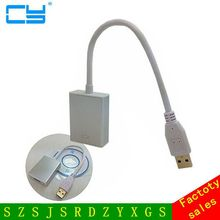 NEW 5Gbps USB 3.0 to HDMI Female Graphic Adapter for HDTV PC Laptop Notebook 1080P USB3.0 to HDMI HD Cable Converter