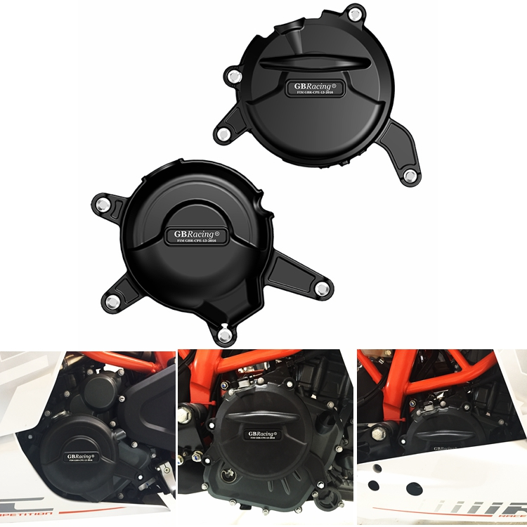 Motorcycles Engine cover Protection case for case GB Racing For KTM RC390 2014 2016 DUKE 390