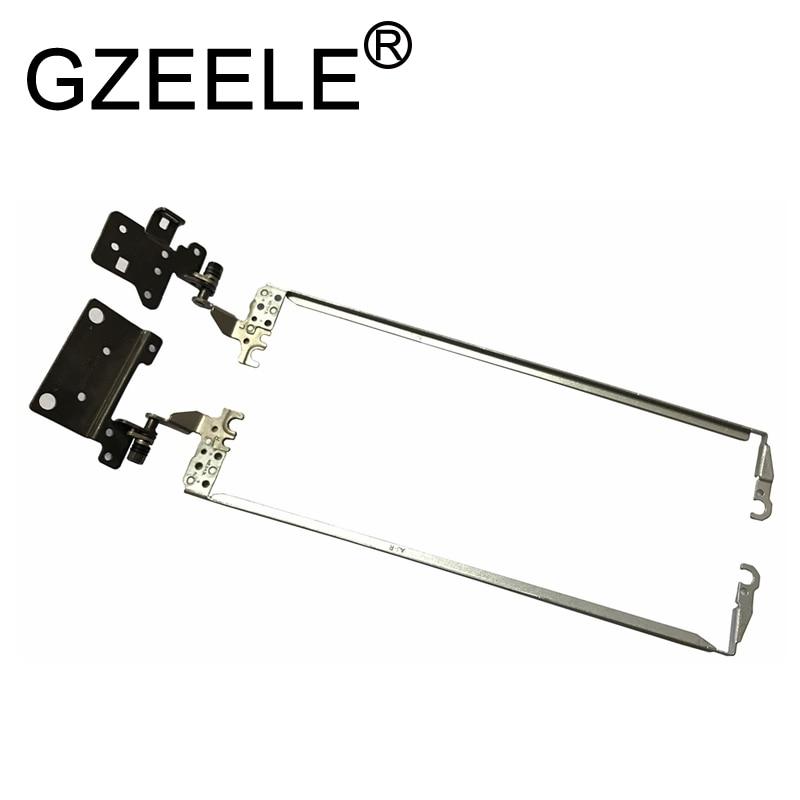 GZEELE new laptop Hinge For Acer Aspire ES1 523 ES1 532 ES1 533 ES1 572 ES1 532G LCD Hinges AM1NX000100 AM1NX000200 33.GD0N2.004|LCD Hinges| |  - title=