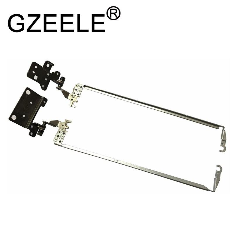 GZEELE nuevo ordenador portátil bisagra para Acer Aspire ES1-523 ES1-532 ES1-533 ES1-572 ES1-532G LCD bisagras AM1NX000100 AM1NX000200 33 GD0N2.004