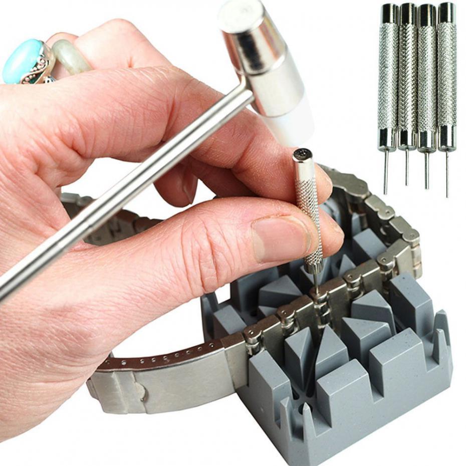 16pcs kit di strumenti per la riparazione di orologi Set di strumenti - Set di attrezzi - Fotografia 6