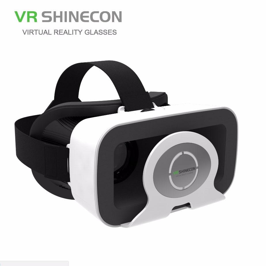 2017 Shinecon SC-3GR 3D VR Один дисплей Google - Портативні аудіо та відео
