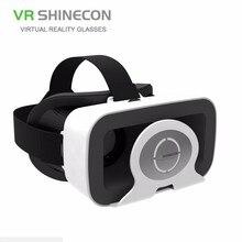 2017 Shinecon SC-3GR 3D VR Single Display Google Cardboard Bluetooth Wireless Remote Control Gamepad Virtual Reality Glassess