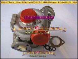 GT2256V 704361 704361-5006 S 704361-0005 116522499509 116522499519 2248834E Turbo dla BMW 330D E46 X5 E53 99 -M57D M57 D30 3.0L