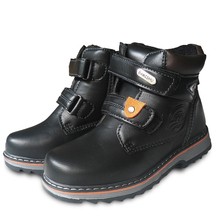 Snow-Boots Boot-30 Kids Winter Children's FASHION BRAND Boy Warm Or-20-Degree 1pair