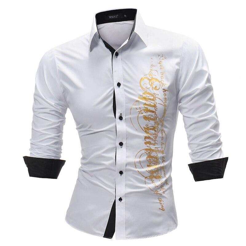 Mens dress shirt fashion 2018 25