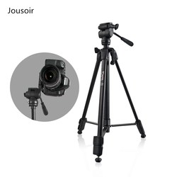 Aluminum photography tripod max load up to 3.5 kg with carring bag For DSLR camera digital camera   CD50