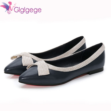 2913364c40 Buy black pointy flats and get free shipping on AliExpress.com