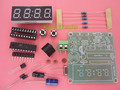 High Quality C51 4 Bits Electronic Clock Electronic Production Suite DIY Kits new