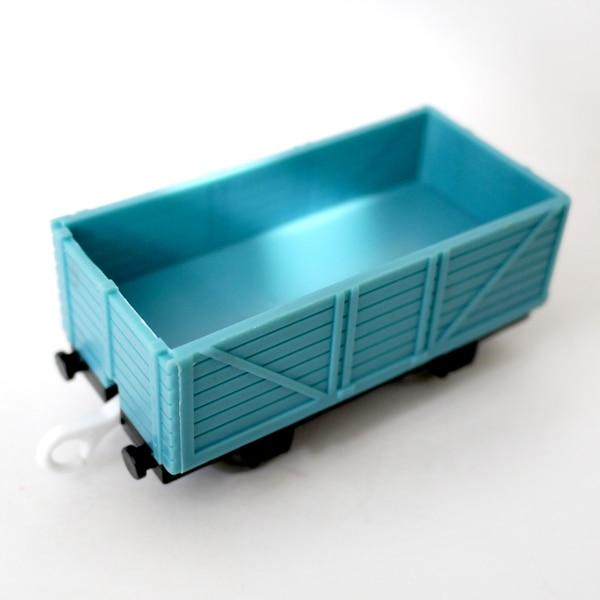 X015 Electrico Thomas Y Amigo Azul Tirando Carbon Coches Ninos Carro