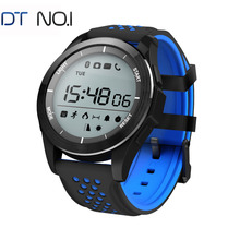 DTNO 1 F3 Bracelet IP68 waterproof Smart Activity Tracker Outdoor Fitness Tracker Reminder Outdoor Wearable Devices