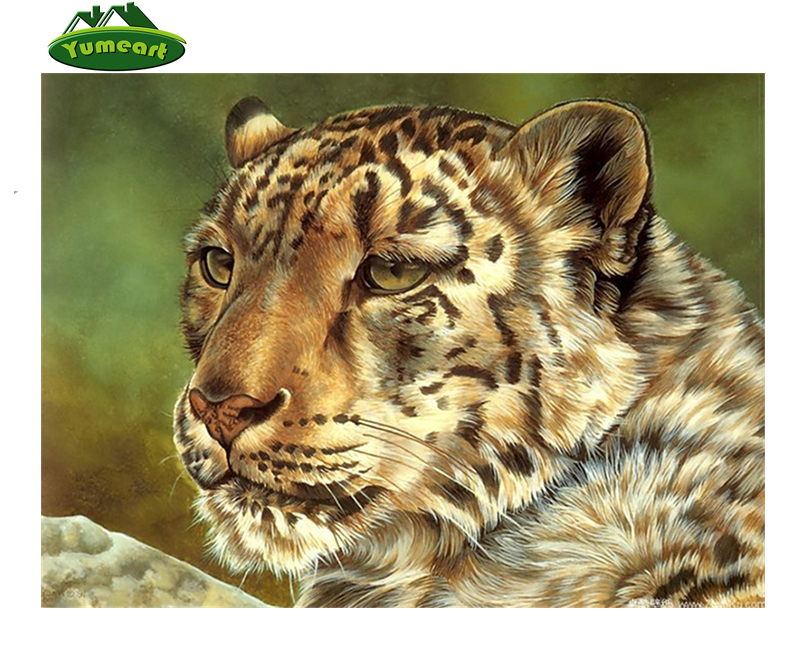 Diamond Embroidery Tigers Animal Adorable Paintings Knitting Needles Hobbies and Crafts 5D Diy Diamond Painting King Tiger