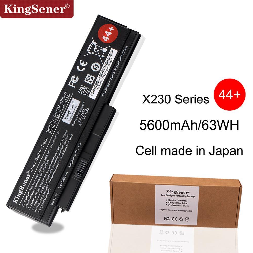 KingSener Japanese Cell  45N1025 Laptop Battery For Lenovo Thinkpad X230 X230i X220 X220I X220S 45N1024 45N1022 45N1029 45N1033